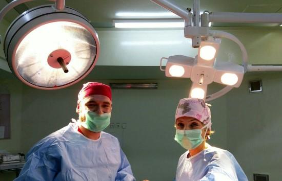 Urfa'da yapılan bu ameliyat hastayı hayata bağlıyor