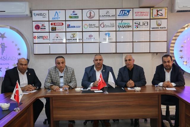 Urfa'daki STK'lar can alıcı sorunlara çözüm arayacaklar