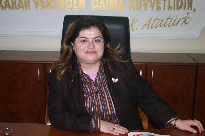 Urfa'nın İlk Kadın Vali Yardımcısı açığa alındı