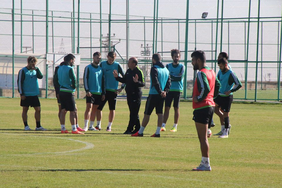 Urfaspor İhsan Karabulut ile maça çıkacak