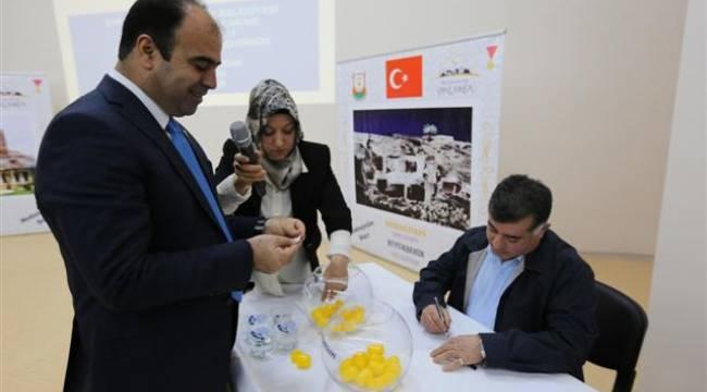Viranşehir'de otogar esnafına işyeri tahsisi
