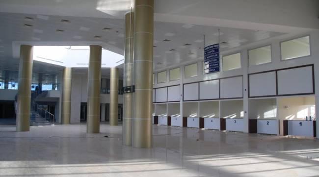 Viranşehir'e yeni otobüs terminali