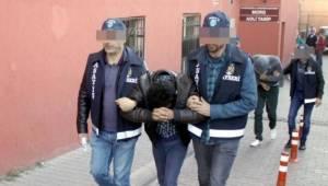 26 adrese yapılan baskında 20 kişi gözaltına alındı