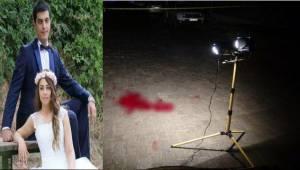6 aylık evli bankacıyı öldürdüler, 2 kişi gözaltına alındı
