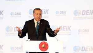 Cumhurbaşkanı Erdoğan,Şanlıurfa hep tehdit altında