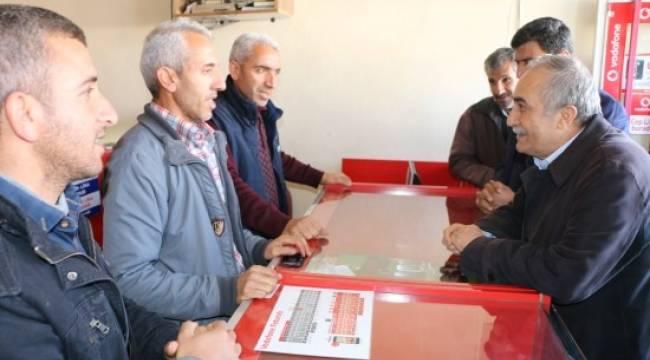 Fakıbaba'dan Harran'a ziyaret