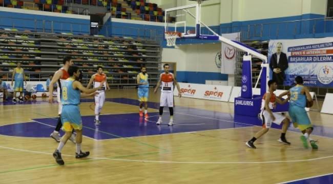 Haliliye Basketbol takımından bir galibiyet daha