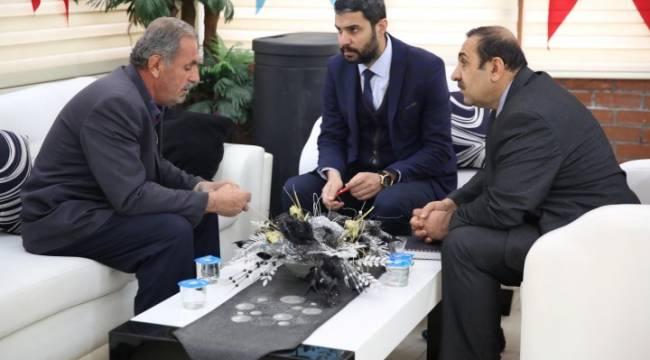 Haliliye'de halk günü toplantısı yapıldı