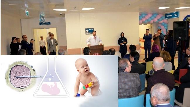 Sağlık'ta Güneydoğu'da ve Urfa'da Bir İlk daha