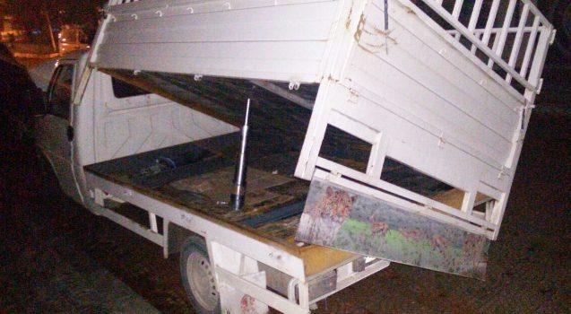 Kaçakçıların yöntemi polisi şaşkına çevirdi