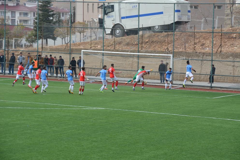 Karaköprüspor Üst Üste 4.Maçınıda kazandı