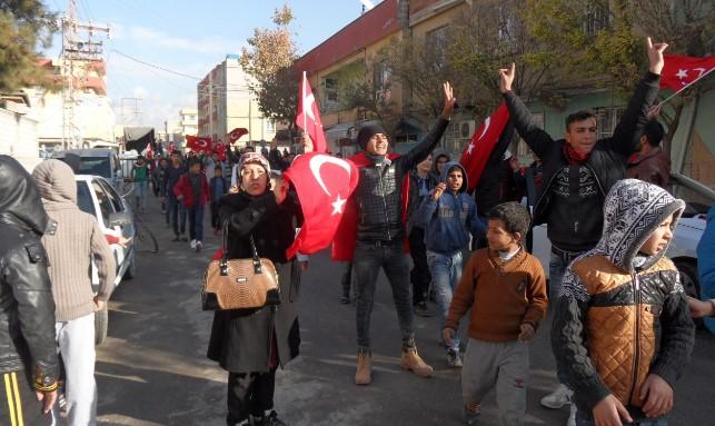 Kayseri'deki terör saldırısına Urfa'dan tepki