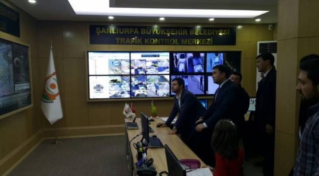 Kazakistan ulaşımına Şanlıurfa modeli