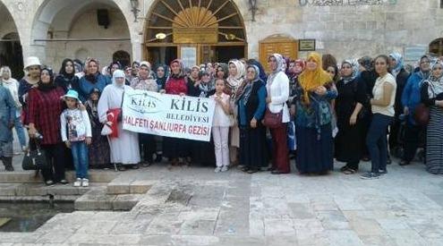 Kilisli Bayanlar Urfa'Ya gelmeye devam edecek