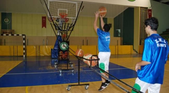NBA'da gördüklerini Urfa'da yaptılar