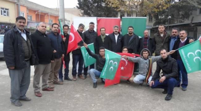 Osmanlı Ocakları Terörü Protesto Etti