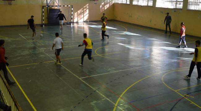 Sağlık Hizmetleri MYO futsal turnuvası düzenledi