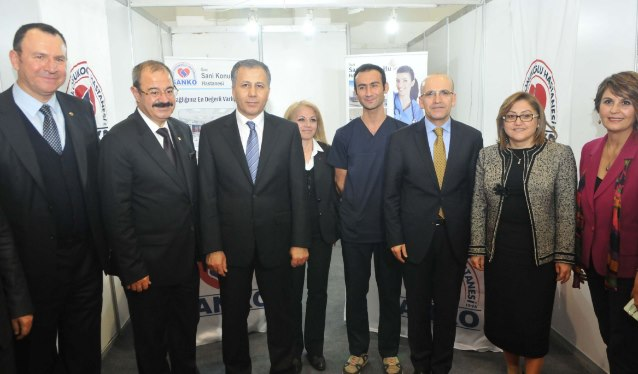 Sani Konukoğlu hastanesi GAPSHOES'te