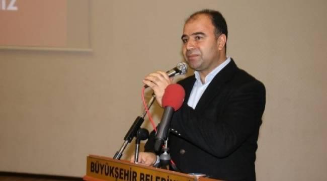 Şanlıurfa'da başkanlık sistemi konuşuldu