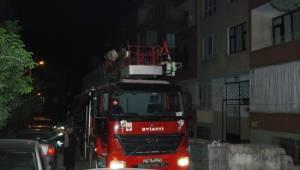 Şanlıurfa'da korkutan yangın