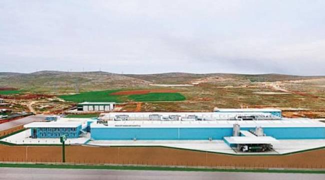 Şanlıurfa'da kurulan fabrika Munyar'ın köşesinde