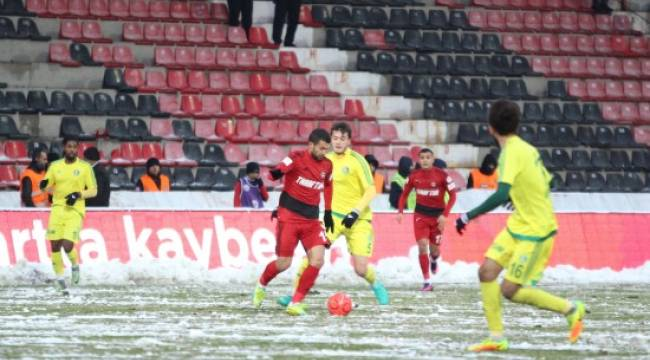 Şanlıurfaspor kupada 3 attı