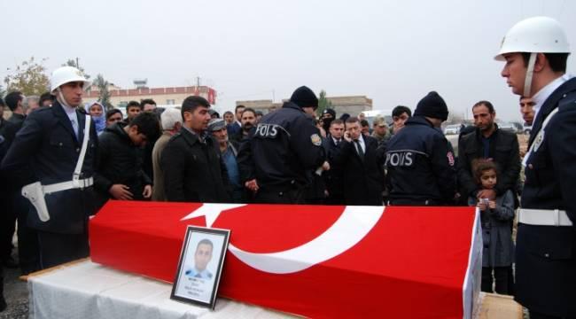 Şehit Mehmet Taş son yolculuğuna uğurlandı