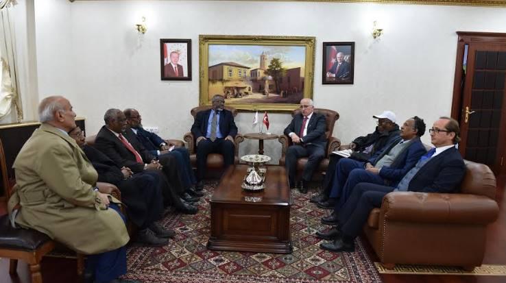 Sudan Heyetinden Urfa'ya Çıkarma