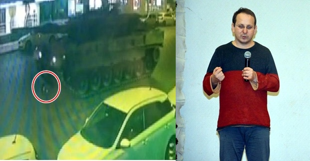 Tankların önüne yatan o kahraman Urfa'da konuştu