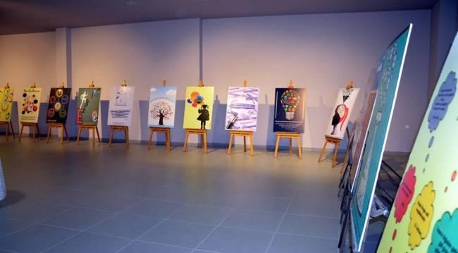 Üniversitesi Öğrencilerinden Grafik Tasarım Sergisi