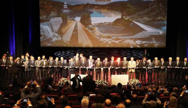 Urfa'da 195 Milyonluk eserler hizmete açıldı