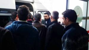 Urfa'da Fetö Operasyonu 15 tutuklama
