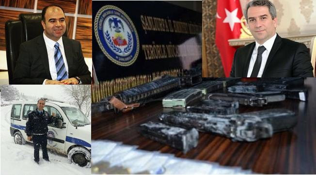 Urfa'da Öldürülen teröristler birçok olayın faili çıktı