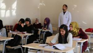 Urfa'da sınavlara Hazırlananlara Ücretsiz Fırsat