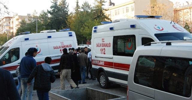Urfa'da trafik kazası: 2 yaralı