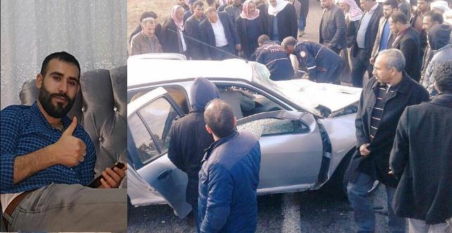 Urfa'daki Feci Kazada İmam Hatip vefat etti, 5 kişi Yaralandı