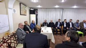 Urfa'nın sorunları Öncel Der'de konuşuldu