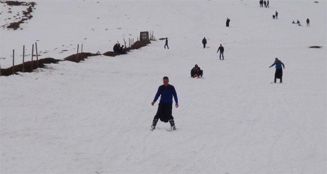 Urfa'nın yüksek kesimlerine kar yağabilir