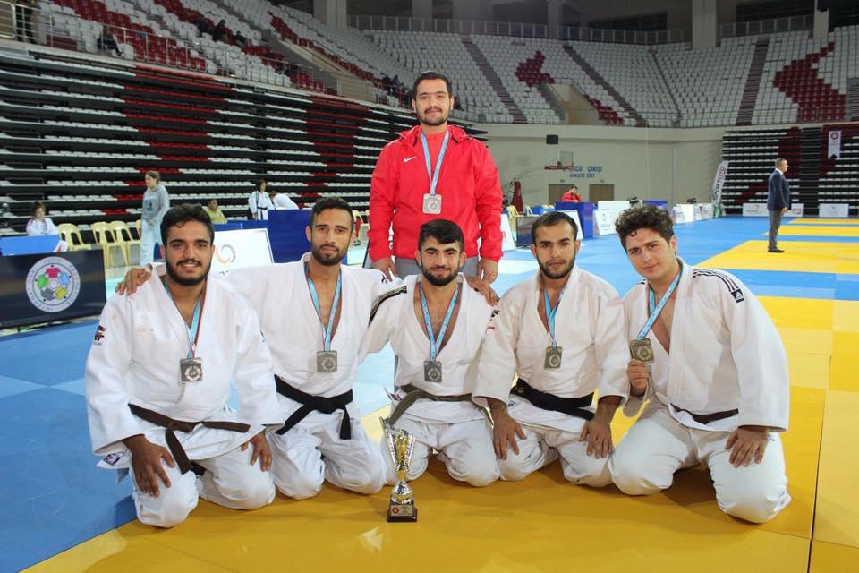 Urfalı Judocular 1 Lig'e yükseldi