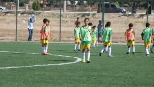 Urfaspor Alt Yapı devre arası futbolcu seçmeleri başlıyor