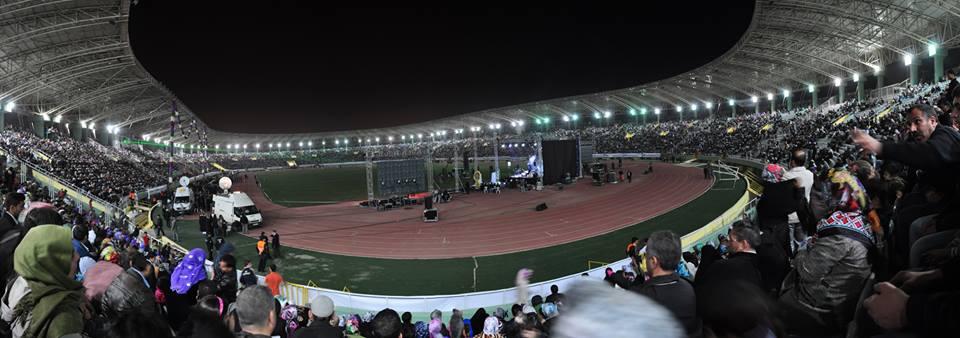 Urfaspor GAP Arena'yı devretti