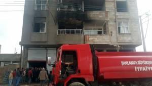Yangına giden itfaiyeciler vatandaştan dayak yedi