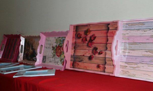 Akçakale Halk Eğitim Merkezi sergisi açıldı