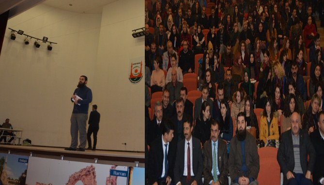 Apaçi Gençlik Urfa'daki Öğretmenler ile konuşuldu
