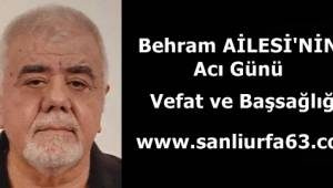 Behram Ailesinin Acı Günü