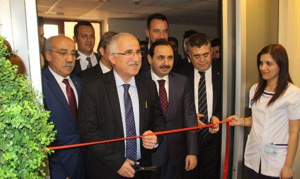 Bir oda bin dua ile Plastik Cerrahi servisi açıldı