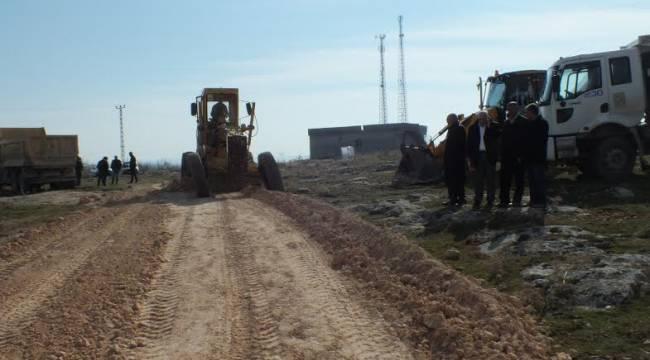 Bozova'da Çalışmalar devam ediyor (Videolu Haber)