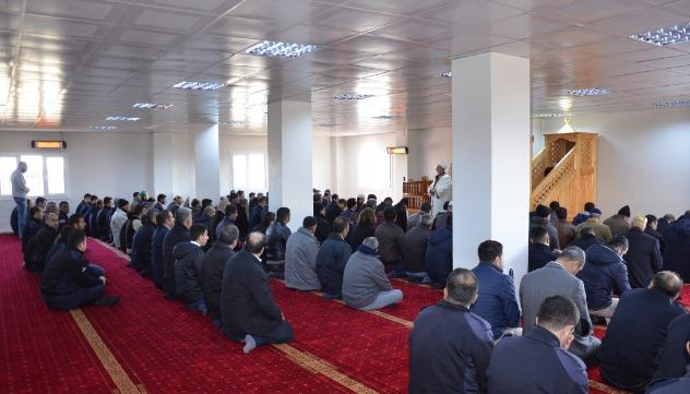 Cezaevinde yaptırılan cami ibadete açıldı - Video Haber