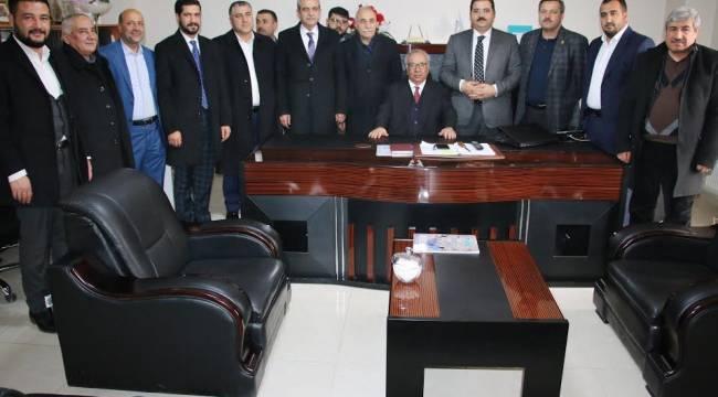 Demirkol ile Fakıbaba'nın Haliliye'deki temasları