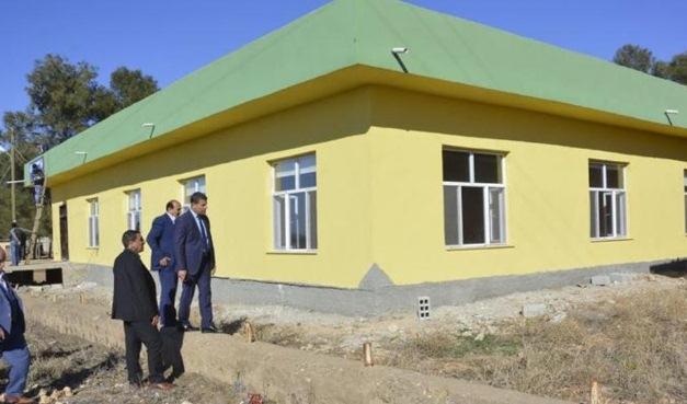 Düzova Mahallesi kültür evi açıldı